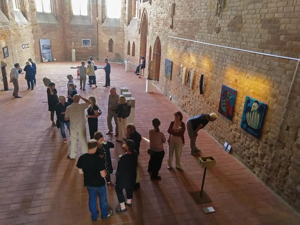 Frieden und Krieg - Ausstellung Angermünde