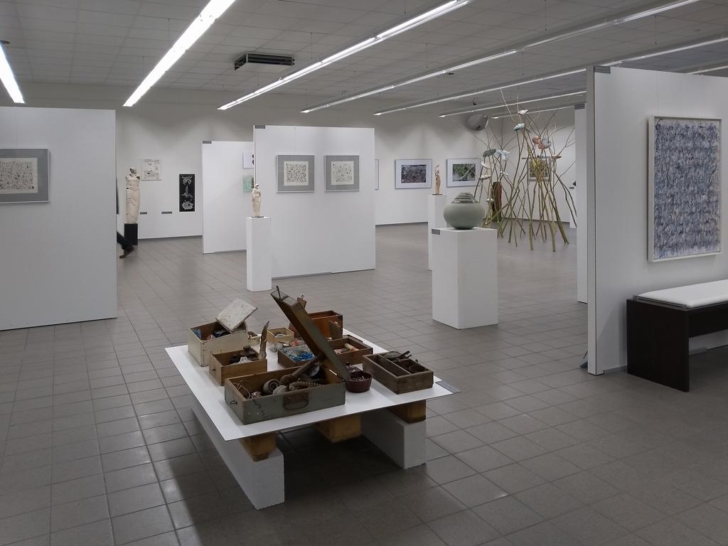 """Ausstellung """"ALLES in ordNUNG"""" (Kunstplatz Lychen 2020)"""