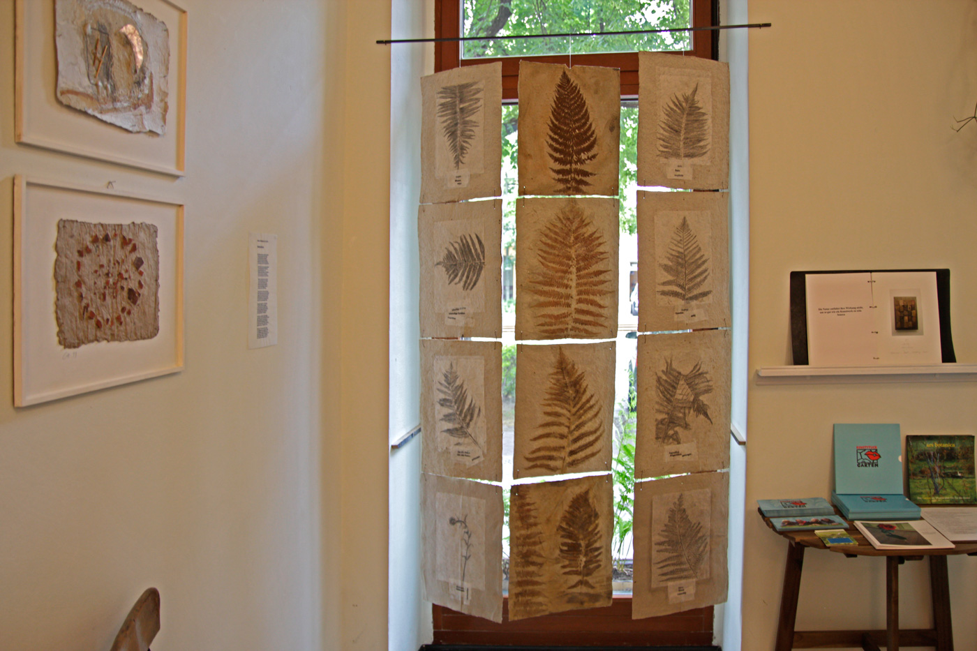 Einzelausstellung - Galerie Hortus Conclusus